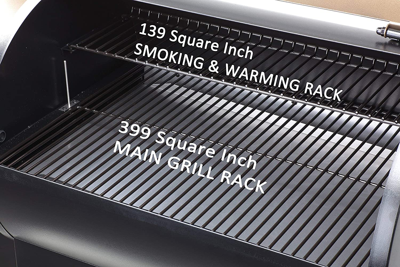 Amazon.com: Z Grills ZPG-450A 2018 - Modelos para ahumar ...