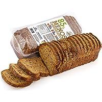 Pan Proteico SiempreTierno XXL 500 grs · Pan Keto Proteinado Bajo en Carbohidratos · 25% de Proteínas · Ideal dietas…