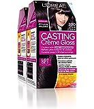 L'Oréal Paris Casting Crème Gloss Coloration Ton Sur Ton Sans Ammoniaque Lot de 2