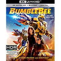 Bumbelbee [4K Ultra HD + Digital] [Blu-ray]
