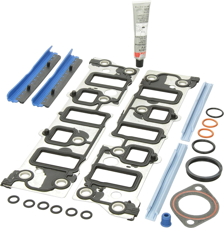 Original ACDelco GM Upper Intake Manifold Gasket Kit Seal Pipe new OEM 89017554