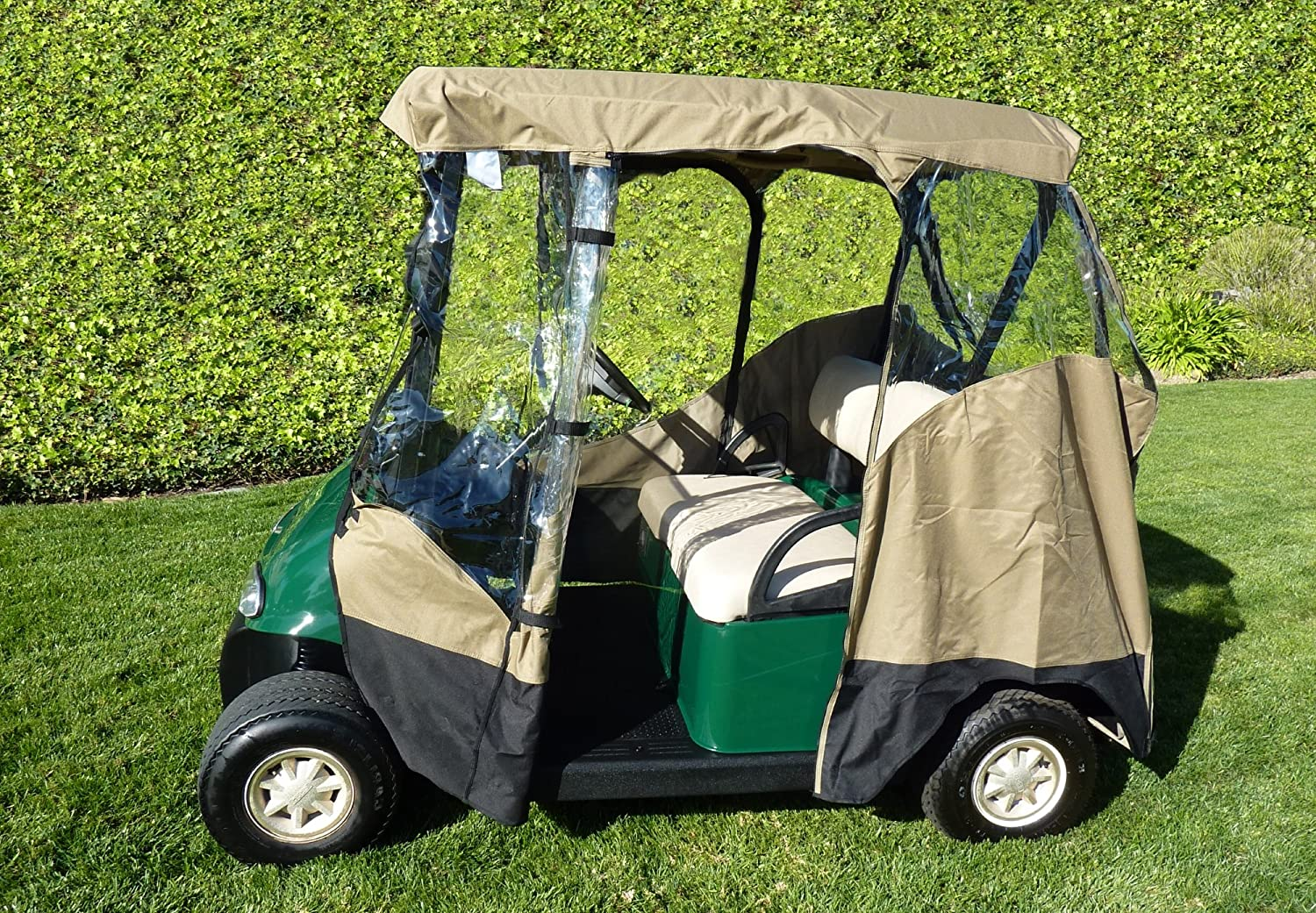 Amazon.com: 3 cara drivable Carrito de golf 2 plazas ...