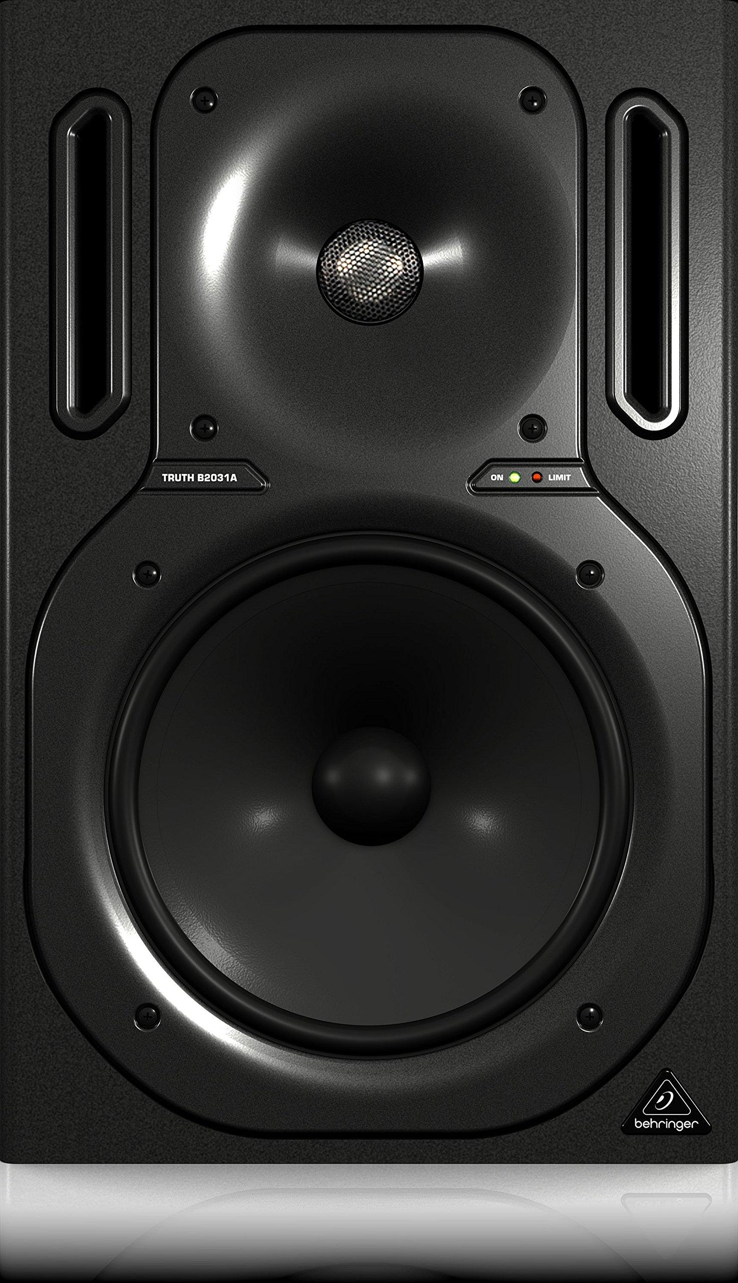 BEHRINGER Studio Monitor, Black (B2031A)