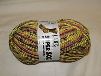 Lang Yarns Super Soxx Cotton Stretch 4Ply 24