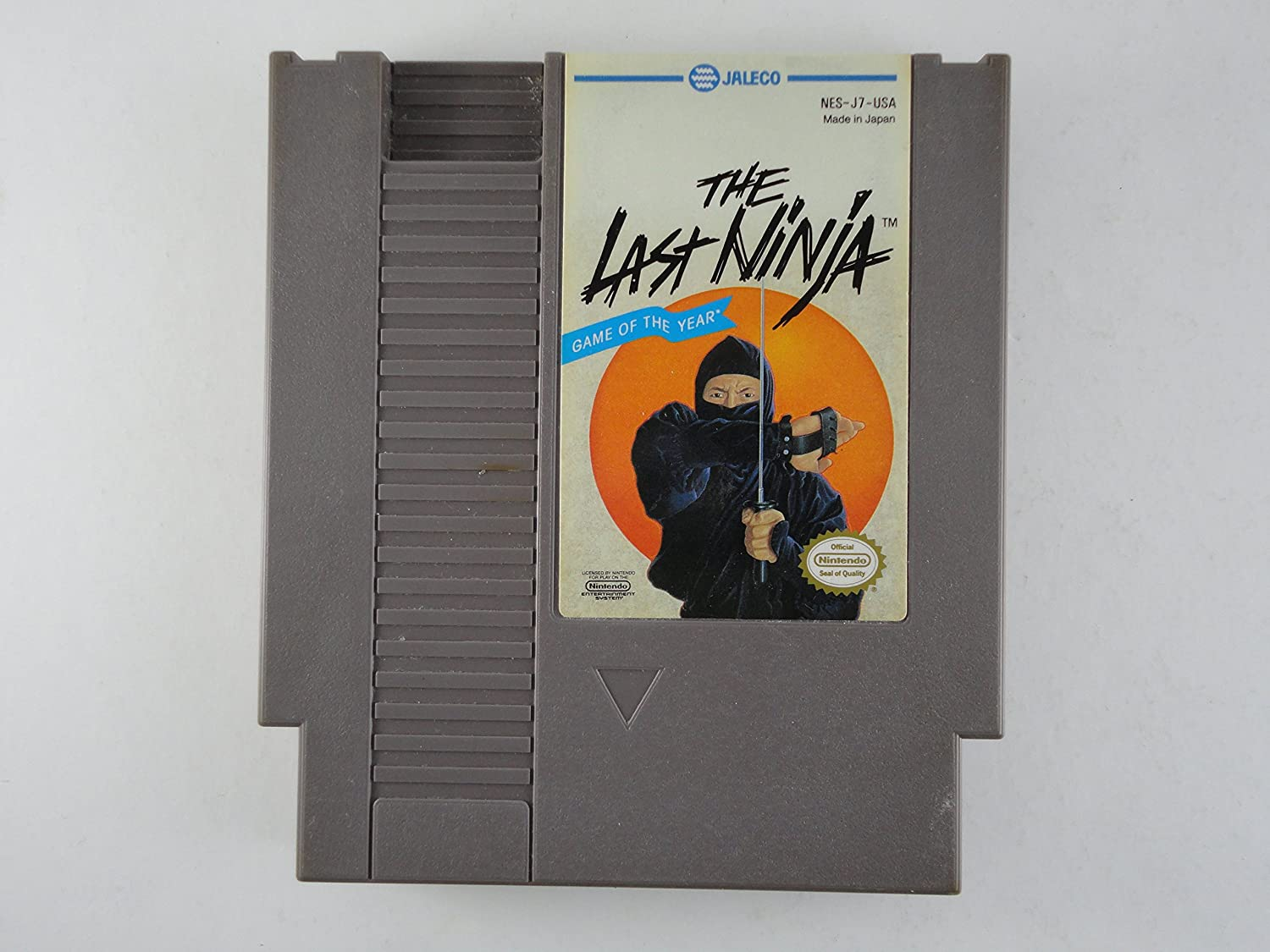 Amazon.com: Last Ninja - Nintendo NES: Video Games