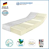 ravensberger struktura med 60 7 zonen hylex hr kaltschaummatratze h 4 rg 60 ab 120 kg medicott. Black Bedroom Furniture Sets. Home Design Ideas