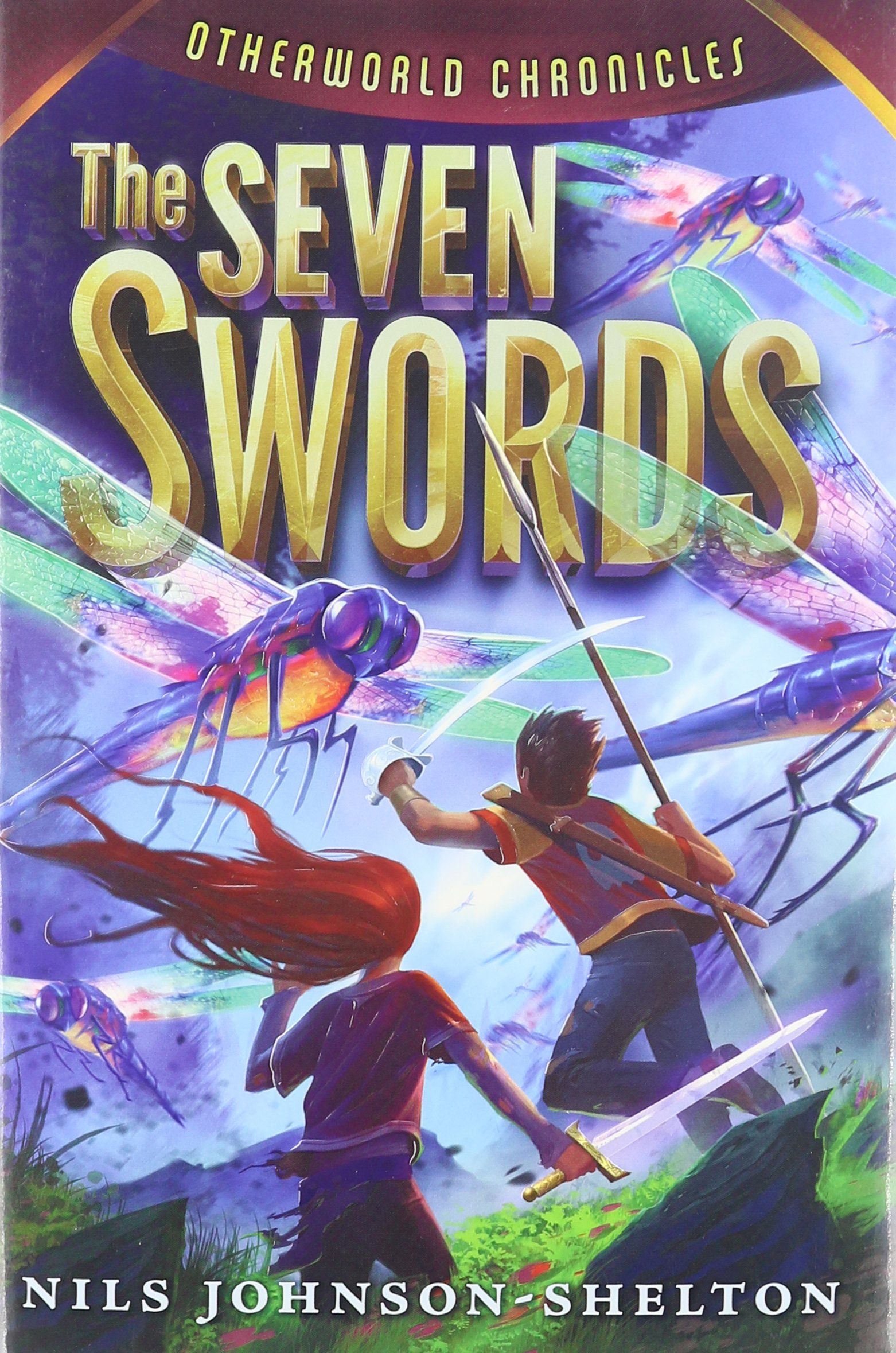 Otherworld Chronicles #2: The Seven Swords pdf