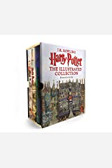 Harry Potter: The Illustrated Collection (Books 1-3 Boxed Set) Hardcover