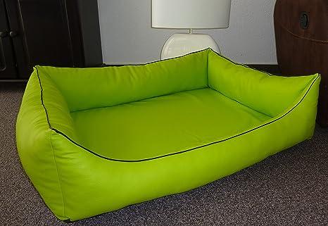 orthopae ortopédica Perros sofá cama para perros piel sintética ortope Dico cama para perros Manufaktur 100
