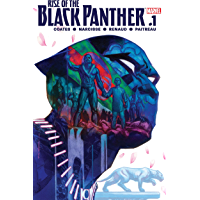 Rise of the Black Panther (2018) #1 (of 6) (English Edition)