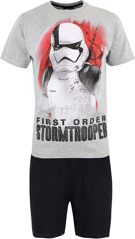 Star Wars Herren Stormtrooper Schlafanzug