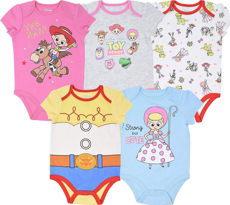 Disney Baby Girls Toy Story Footie Jessie
