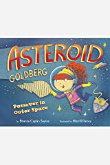 Asteroid Goldberg: Passover in Outer Space Hardcover