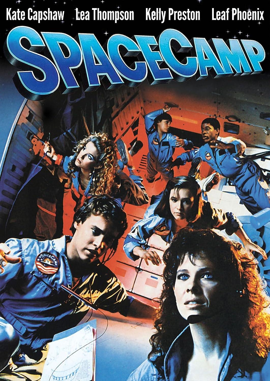 Amazon.com: SpaceCamp aka Space Camp: Kate Capshaw, Lea Thompson, Kelly  Preston, Joaquin Phoenix, Tom Skerritt, Tate Donovan, Terry O'Quinn, Larry  B. Scott, Barry Primus, Harry Winer: Movies & TV