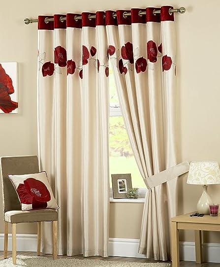 double rideau maison du monde affordable rideaux en lin with double rideau maison du monde. Black Bedroom Furniture Sets. Home Design Ideas