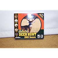 Cabela's Deer Hunt 2003 Season (Jewel Case) - PC