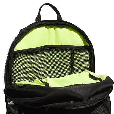 f7ddeb82e Amazon.com: adidas Stadium II Backpack, Black, One Size: Clothing