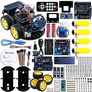 KIT Robotica Arduino