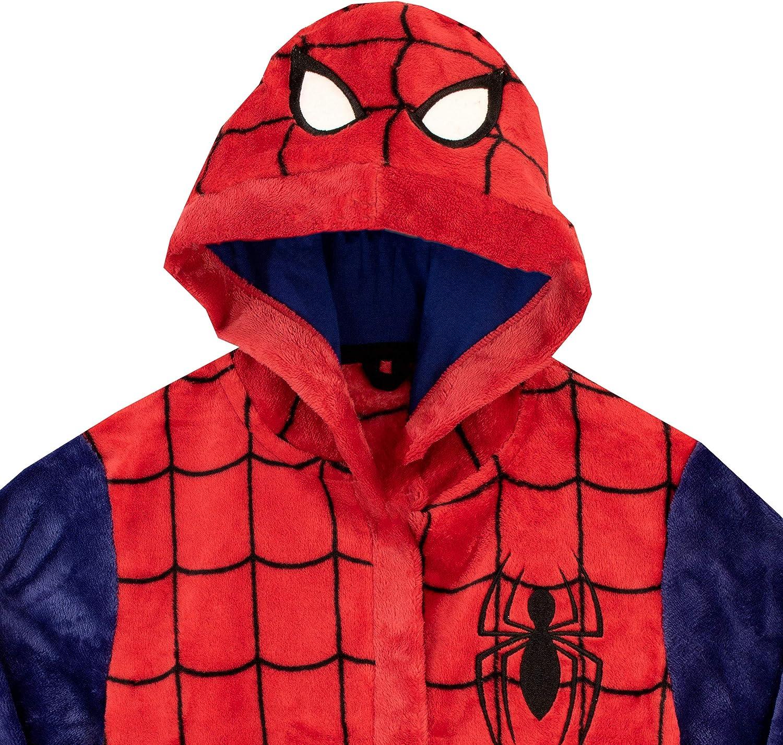 Marvel - Bata para niños - Spiderman: Amazon.es: Ropa y accesorios
