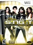 Disney Sing It: Party Hits with Microphone - Nintendo Wii