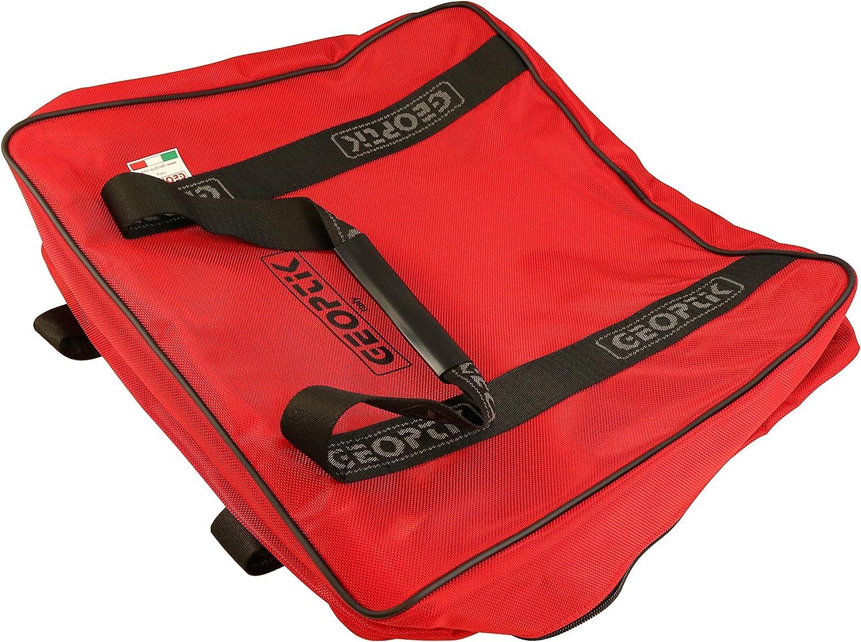 Telescope 30B038Padded Bag for Telescope, Red