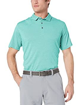 PUMA 2019 Grill To Green Polo, Blue Turquoise Heather, Triple x ...