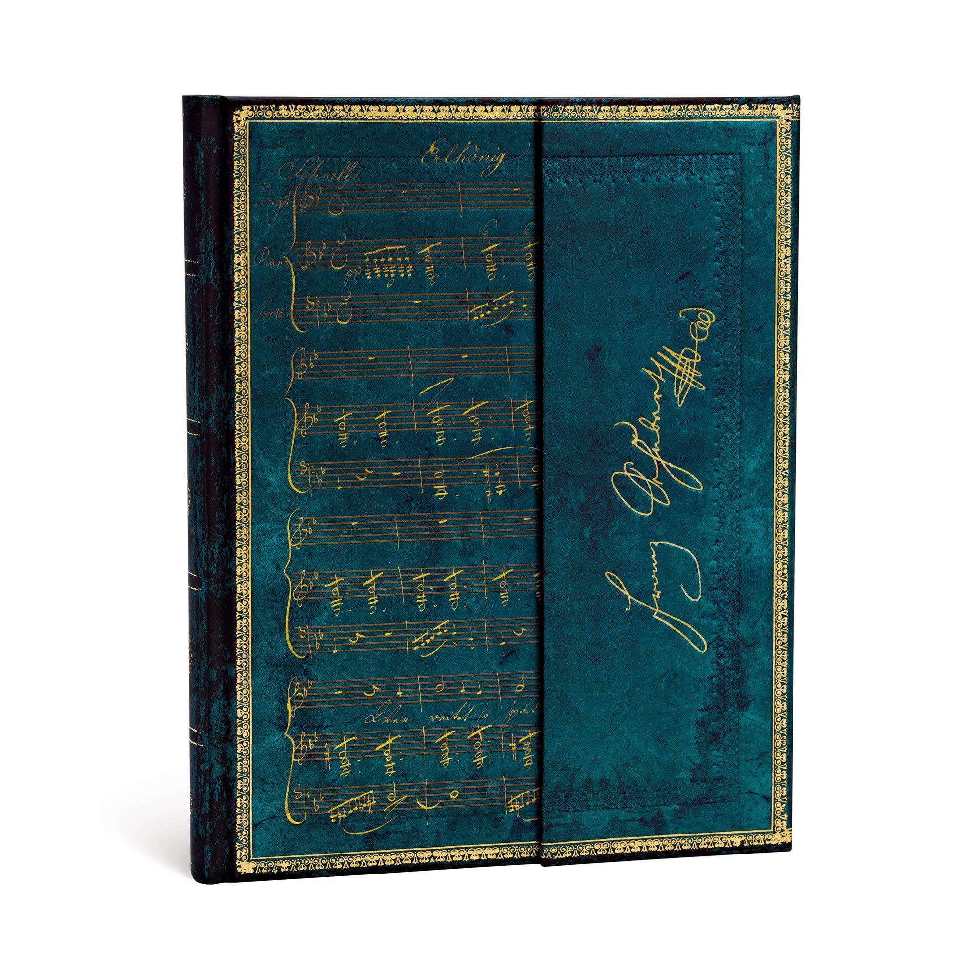 Hardcover Journals, Schubert, Erlkönig, Unlined (Embellished Manuscripts Collection)