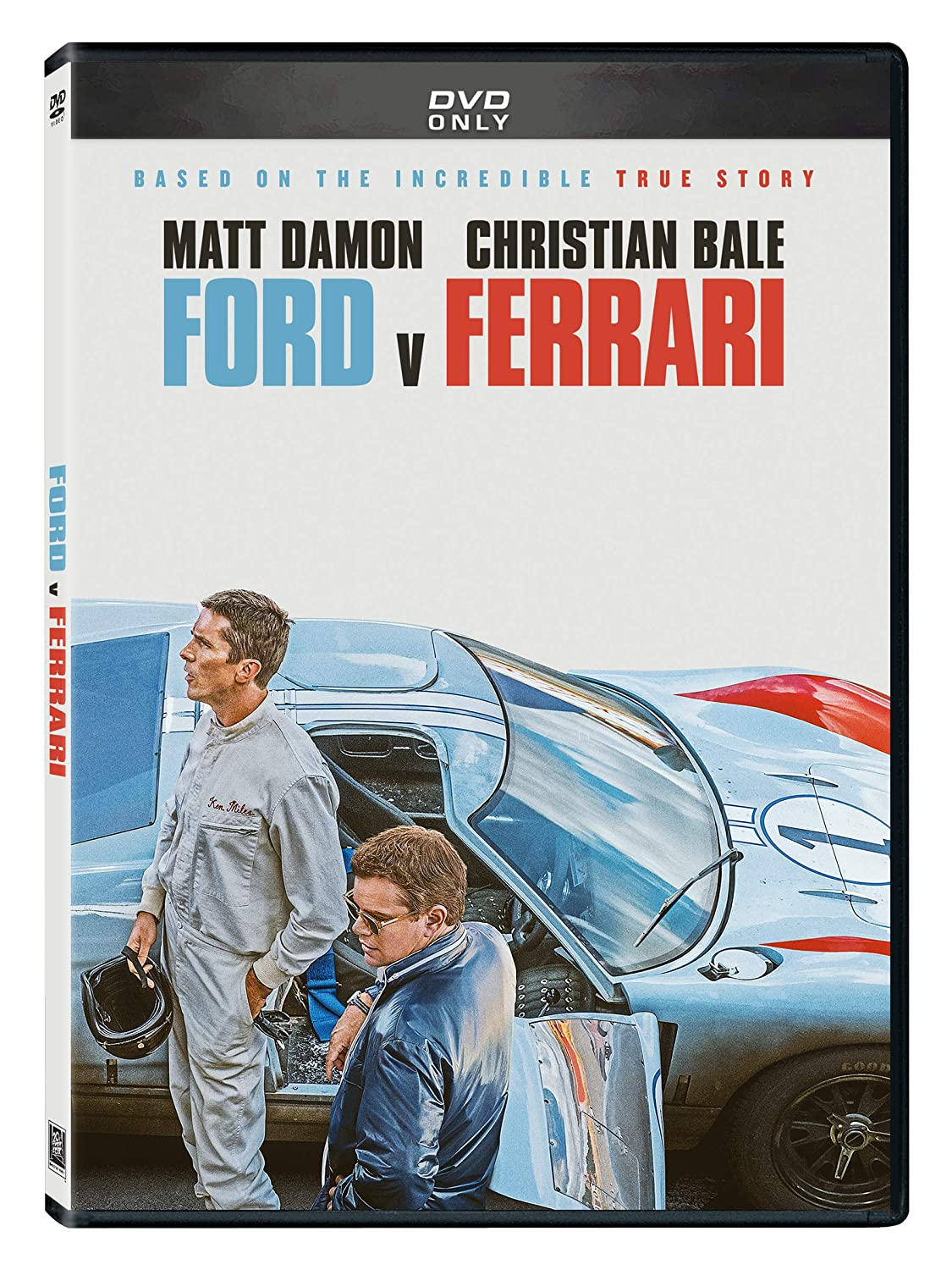 Amazon Com Ford V Ferrari Matt Damon Christian Bale Jon Bernthal James Mangold Movies Tv