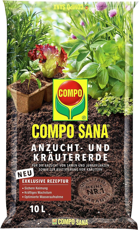 Compo 1062302 - Tierra para hierbas (10 l)
