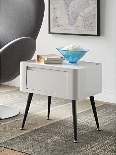 4D Concepts Edge TABLE, Black and White