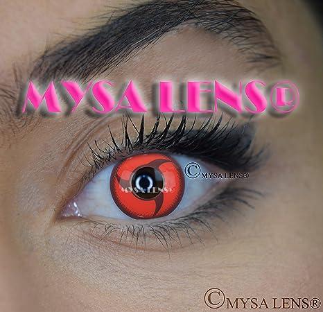 """Lente de contacto de color fantasía Crazy Lens Cosplay """"Mysa Lens®"""""""