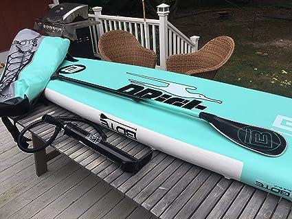 Amazon.com: Bote Drift hinchable paddleboard: Sports & Outdoors
