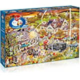 "Gibsons G7084 ""I Love Autumn"" Jigsaw Puzzle (1000-Piece)"