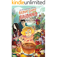 Brave Chef Brianna book cover