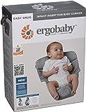 美国 Ergobaby 婴儿背带配件心连心婴儿护垫 - 灰色(新老包装 随机发货)