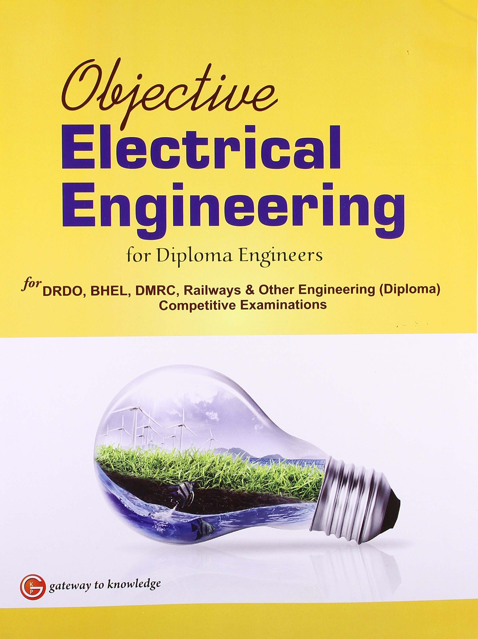 Buy Objective Electrical Engineering For Diploma Engineering Book