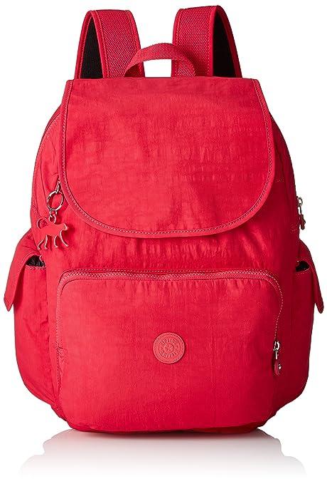 Kipling - BABY BACKPACK L - Bolsa para bebés - Flamboyant Pk P - (Rosa