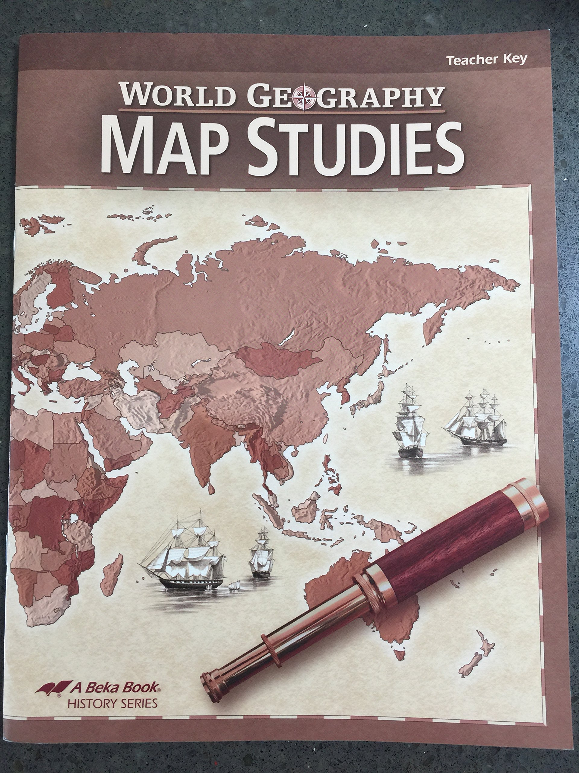 A beka book world geography map studies teacher key ninth grade a beka book world geography map studies teacher key ninth grade pensacola christian college amazon books gumiabroncs Image collections