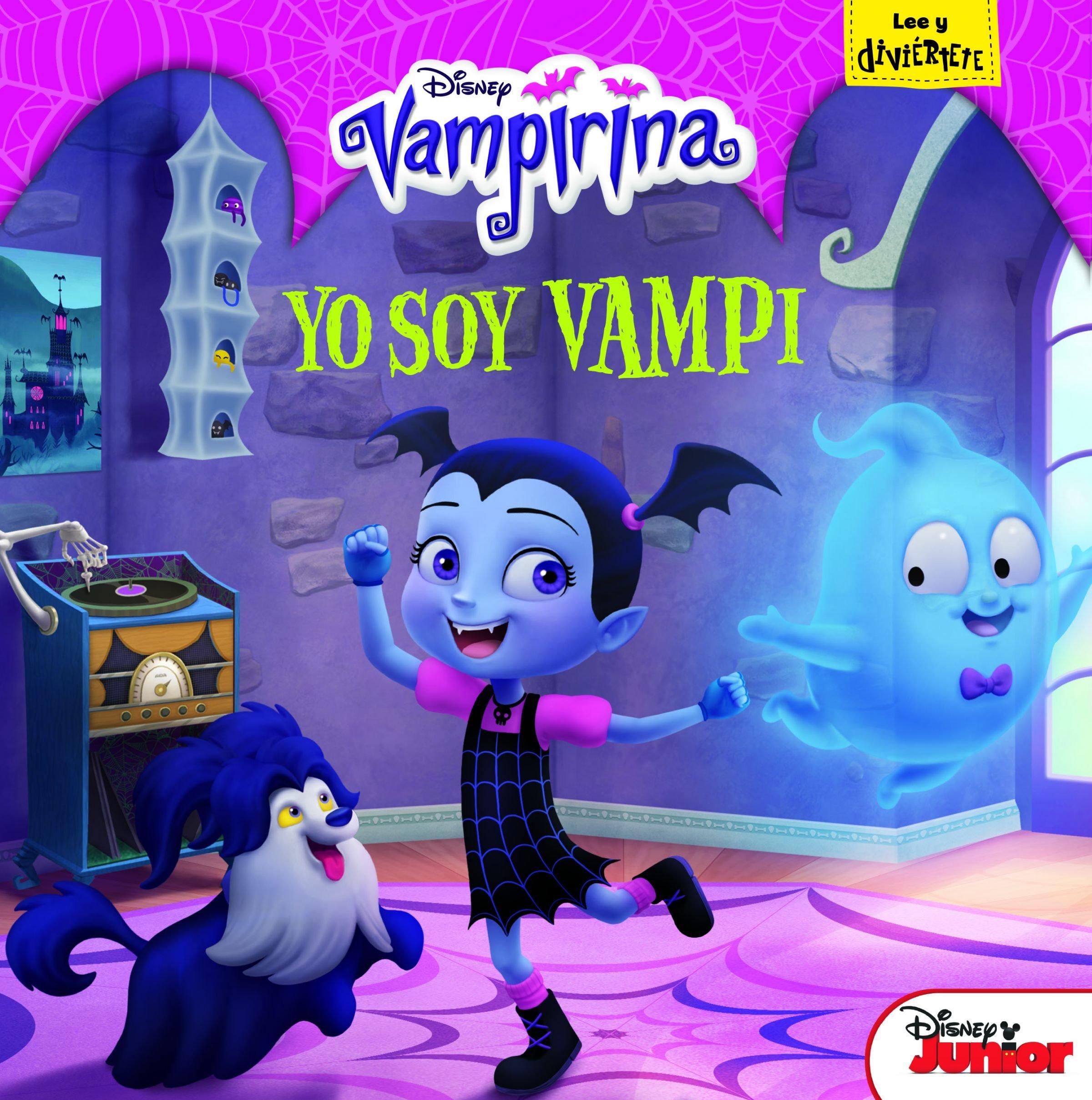 Vampirina. Yo soy Vampi: Cuento (Disney. Vampirina): Amazon ...