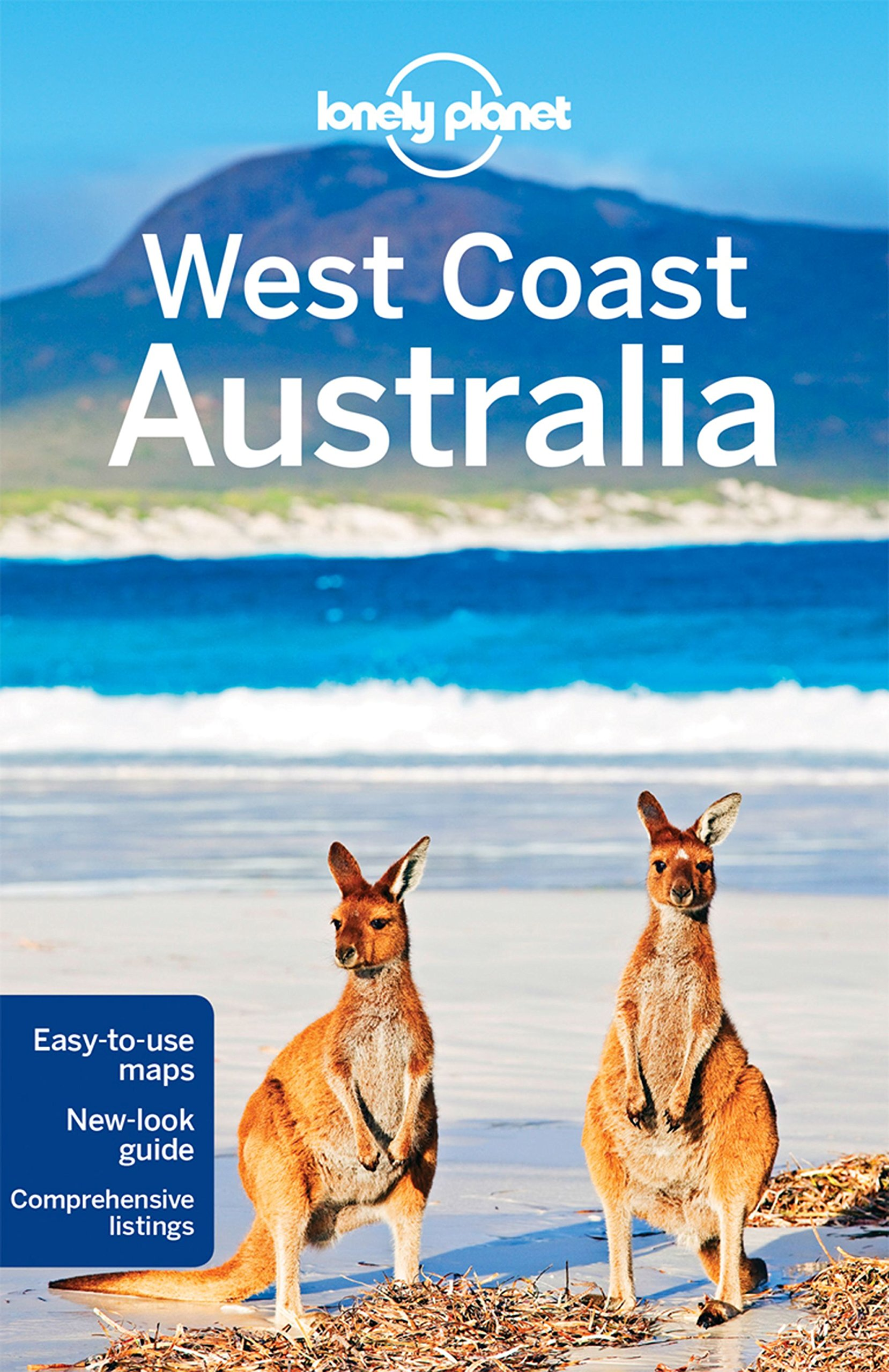 Australia West Coast Map.Lonely Planet West Coast Australia Travel Guide Lonely Planet