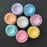 Pearl Mineral Mica Cosmetic Grade DIY Mineral Makeup Soap Colorants Pigments