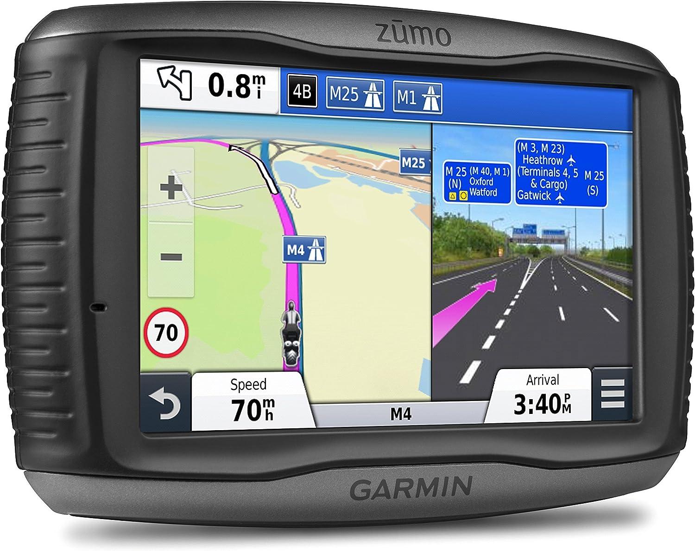 Garmin zumo 590LM EU - GPS para motocicleta de 5.0