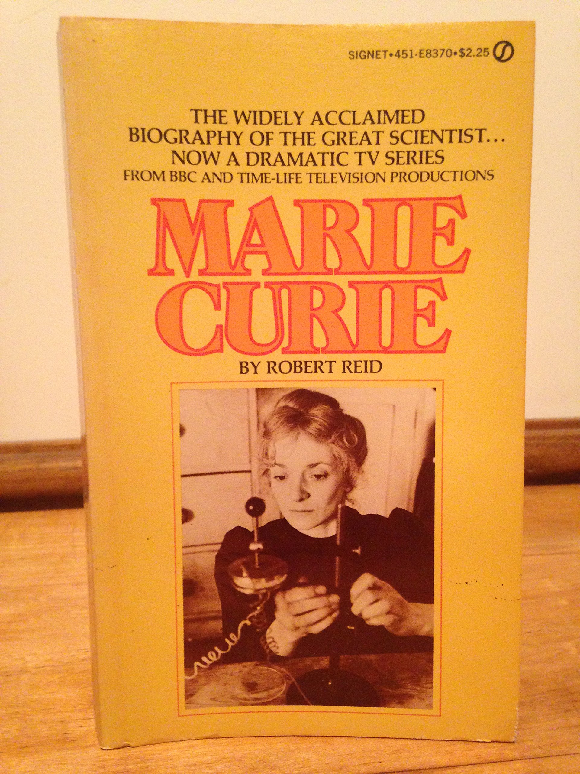 Marie Curie Robert Reid Amazon Books