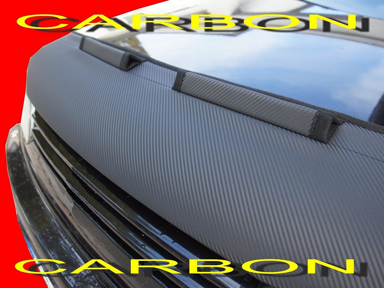AB-00830 CARBON OPTIK BRA f/ür Q7 4L Bj 2005-2015 Haubenbra Steinschlagschutz Tuning Bonnet Bra