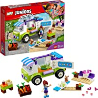 LEGO Juniors/4+ Mia's Organic Food Market 10749 115 Piece Building Kit
