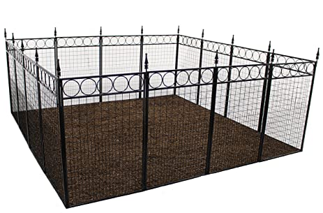 Charmant Terra Garden Fence, Westchester (GF 1), Protect U0026 Beautify, 32