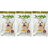 Jerhigh Dog Snacks Milky Stick Chicken Meat 70g Plus Vitamin Calcium (Pack of 3)