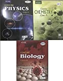 New ICSE Concise Biology, Physics, Chemistry Class 10 for ICSE 2019 Examination (Set of 3 Books)