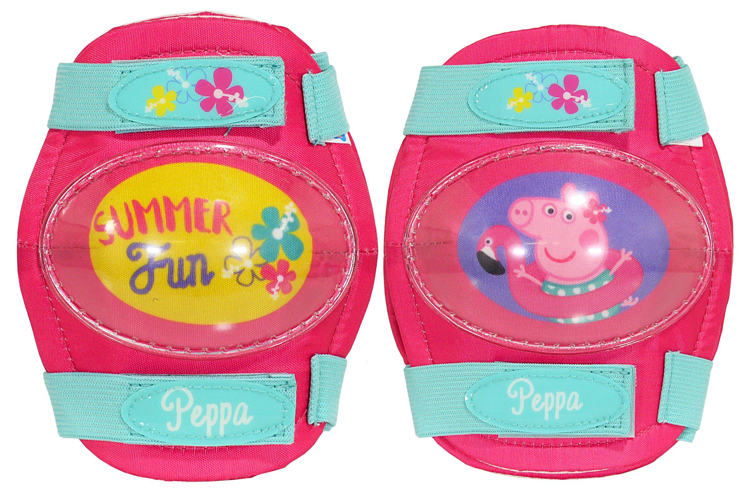 Peppa Pig Toddler Multi-Sport Elbow Knee Padset