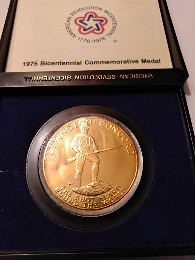 Coins & Paper Money 1973 Bicentennial Commemorative Medal First Day Cover In Excellent Condition 2019 Official